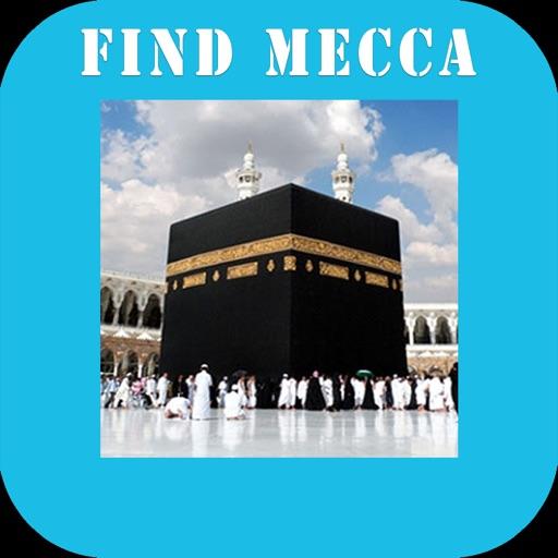 Find Mecca - Kaaba in Mecca