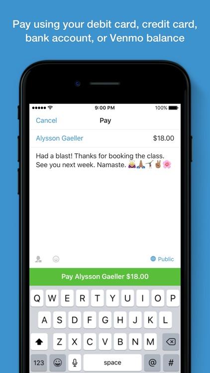 Venmo: Send & Receive Money screenshot-0