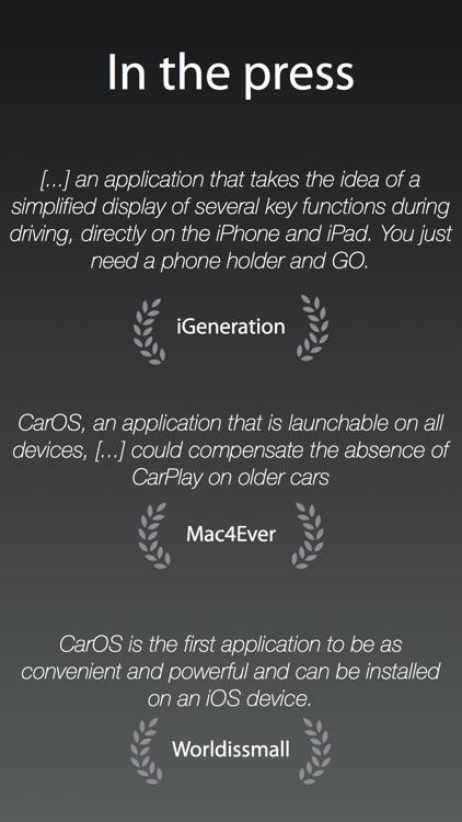 CarOS® — Powerful dashboard screenshot-9