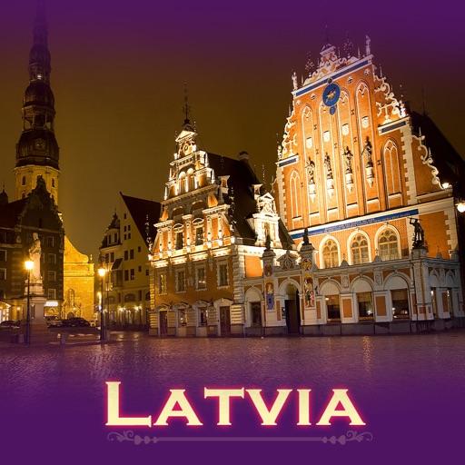 Latvia Tourism Guide icon