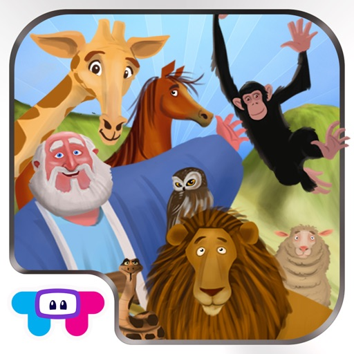 Noah's Ark Storybook icon