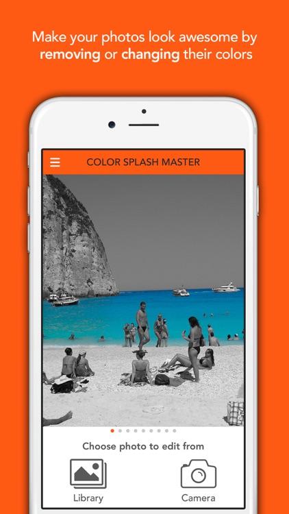 Color Splash Master Pro