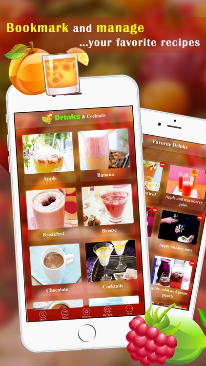 Drink Recipes & Cocktails screenshot-3