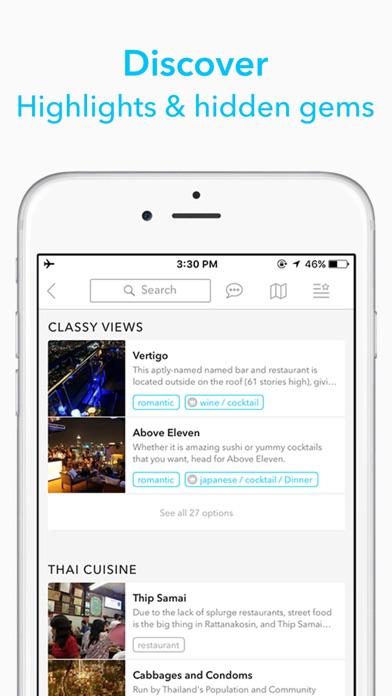 Cuba Travel Guide by Triposo Screenshot on iOS