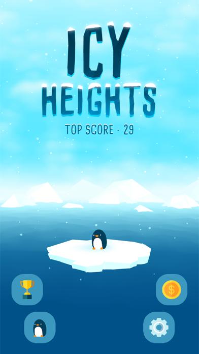 Icy Heights screenshot one