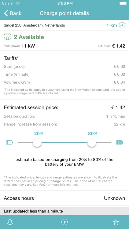 NewMotion: Charge network for electric vehicles screenshot-4