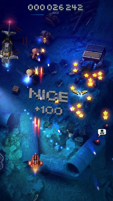 Screenshot of Sky Force Reloaded4