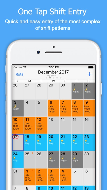 Rota Calendar screenshot-2