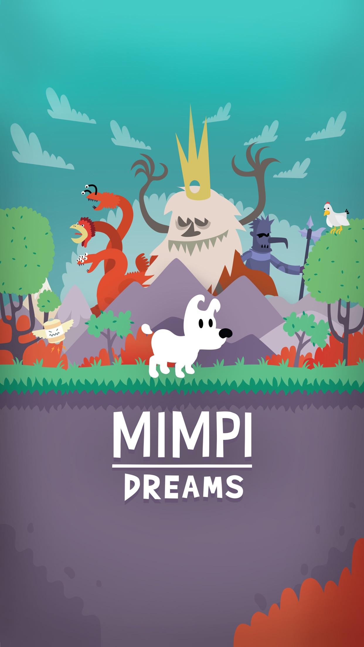 Screenshot do app Mimpi Dreams