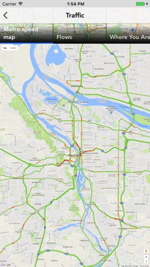 Portland Traffic From Kgw Com On The App Store