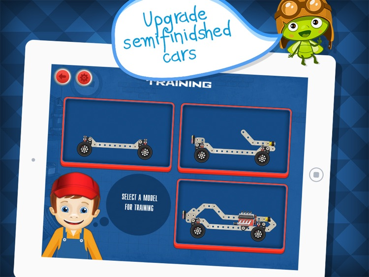 STEM Builder+ : Cars & Trucks screenshot-3