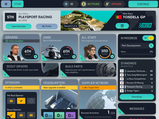 Motorsport Manager Mobile 3のおすすめ画像9
