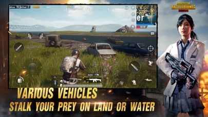 PUBG MOBILE screenshot #4
