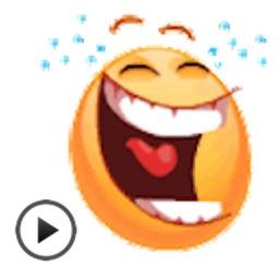 Many Animated Emoji Stickers