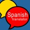 Spanish Translator is an application that TRANSLATES ENGLISH WORDS AND PHRASES TO SPANISH, accurately