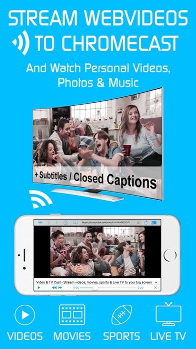 Download Video & TV Cast | Chromecast for Pc