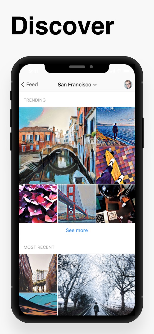 Prisma Photo Editor Screenshot