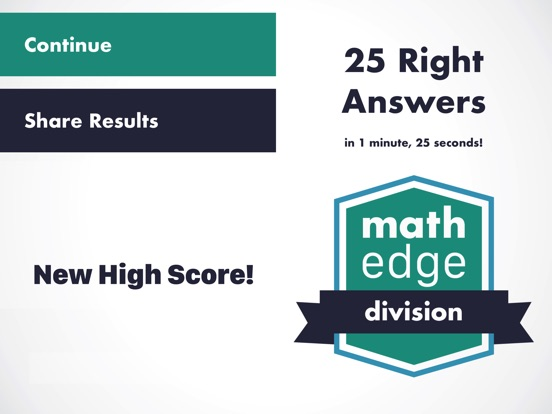 Screenshot #5 for MathEdge Division 2019
