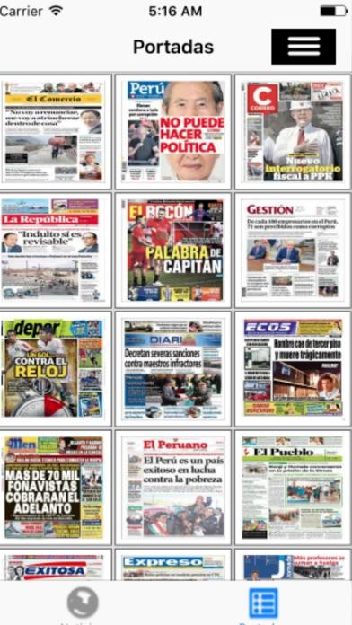 Entre Noticias España screenshot three