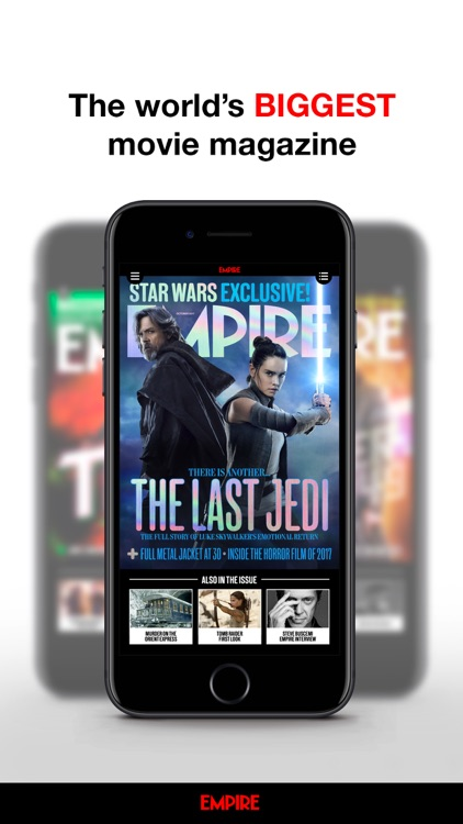 Empire Magazine: USA edition screenshot-0