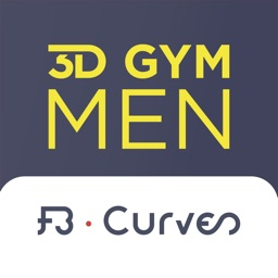 3D Gym Men - FB Curves