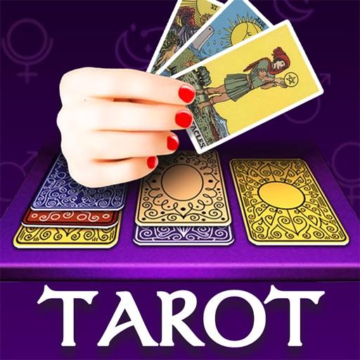 My Tarot Advisor: Video Advice application logo