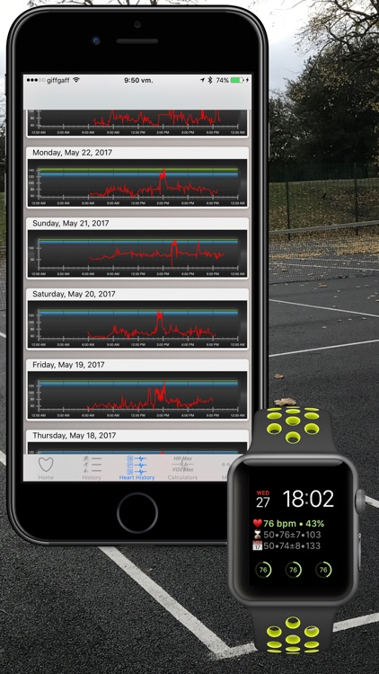Cardio Workout and Analytics screenshot-0