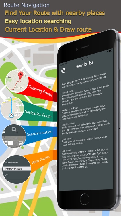 GPS Navigation Traffic & Maps screenshot-7