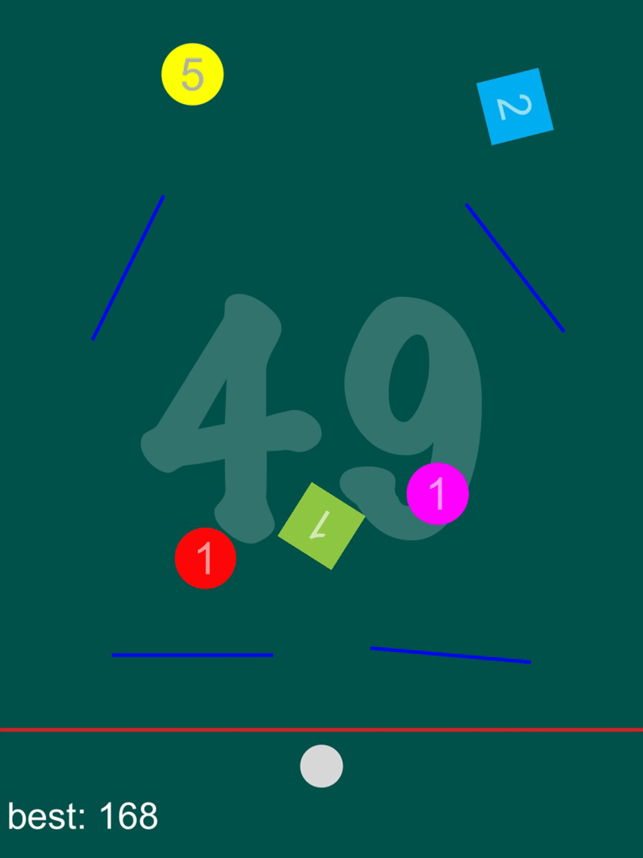 Best Ball Hit, game for IOS