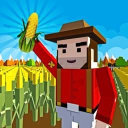 Corn Farm Professional Sim 3D