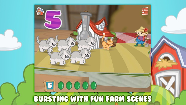 Farm 123 - Learn to count screenshot-4