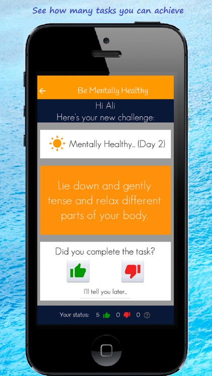 Be Mentally Healthy screenshot-4