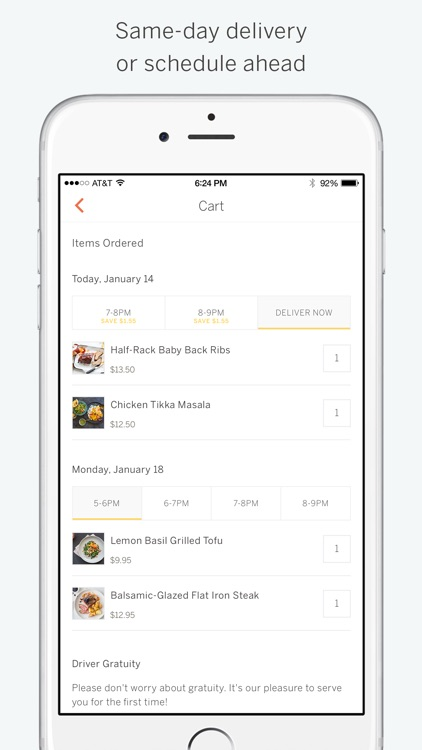 Munchery - Healthy Food Delivery Service screenshot-3