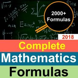 All Maths Formulas Pro Guide