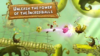 Rayman Adventures screenshot four