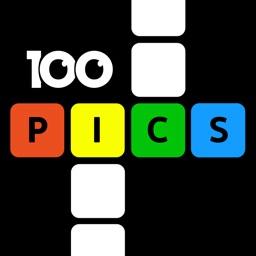 100 PICS Crosswords Game