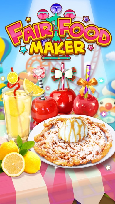 Carnival Fair Food screenshot four