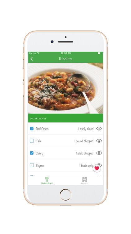 Easy Meal Recipes Menu Planner screenshot-2