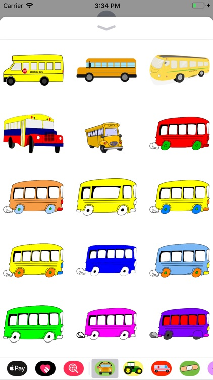 Bus Stickers screenshot-1