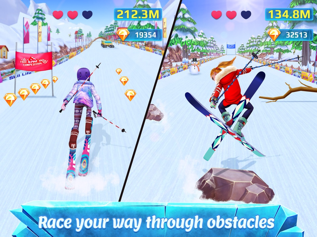 Ski Girl Superstar Online Hack Tool