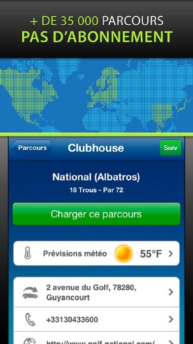 download Mobitee Golf GPS Télémètre apps 3