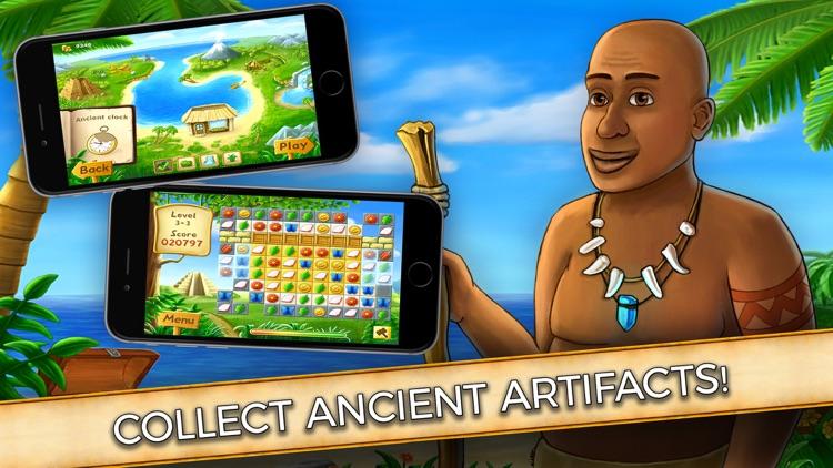 Artifact Quest - Match 3 Game