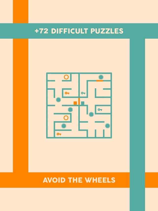Minimal Maze Screenshot