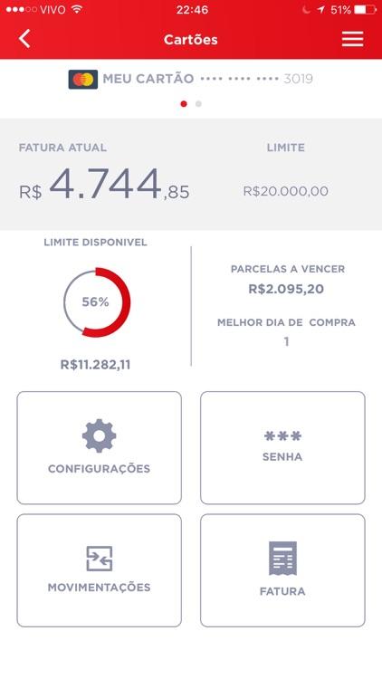 Banco Inter - SPFC screenshot-3