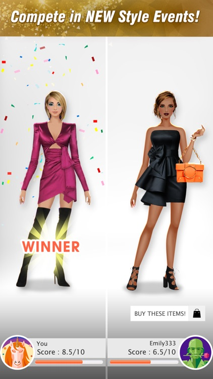 Dress Up Fashion Design Studio screenshot-3