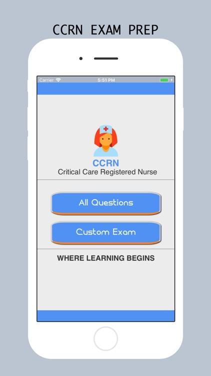 CCRN (Adult) Test Prep 2018
