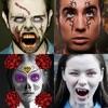 Morph Booth-Halloween Sticker