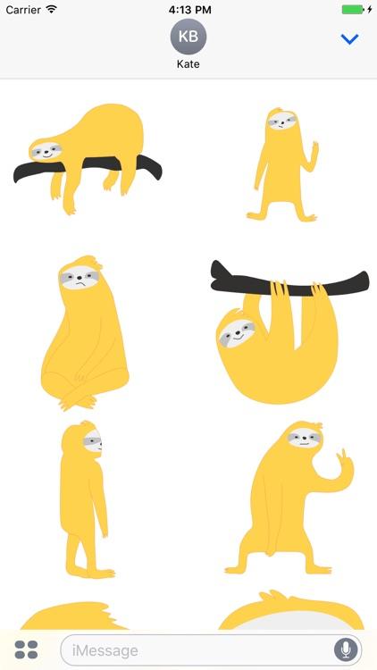 Mediocre Sloth