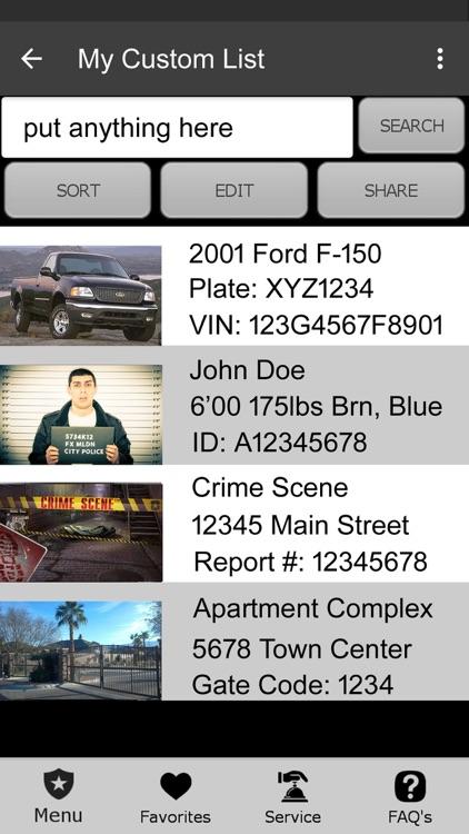 The US Police App! screenshot-6