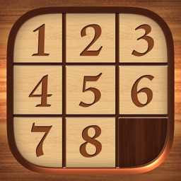 数字华容道 - 锻炼大脑,单机智力小游戏